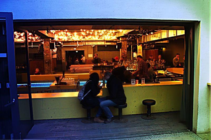 Princecharlesberlin Two People Deutschland Thisisberlin Thisisgermany Germany Berlin Nightclub