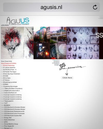 Check This Out New Website Layout Graphic Design Online  Portfolio Have A Nice Day♥ www.agusis.com
