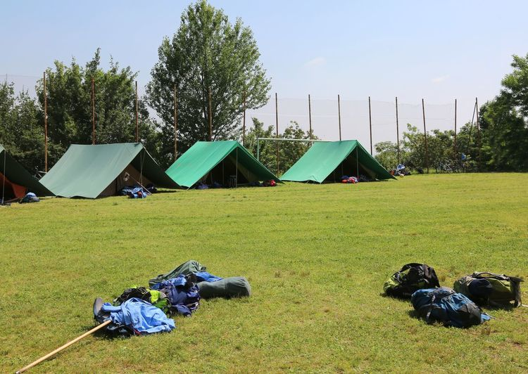 Tent Curtain