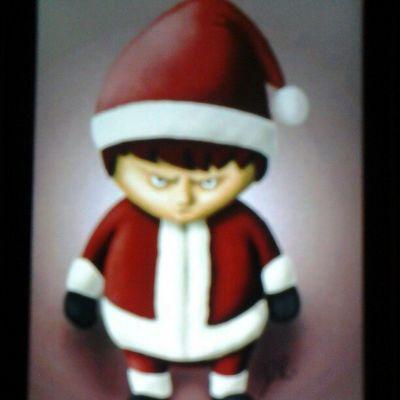 Meu Natal ja comecou assim.... Tenso :/
