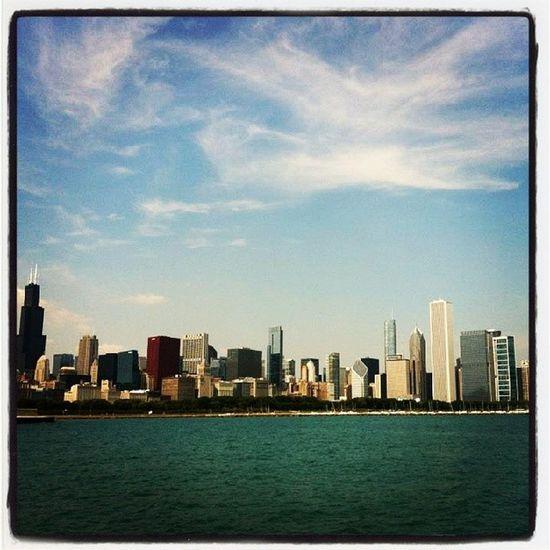 Chicago ChicagoDowntown Michiganlake