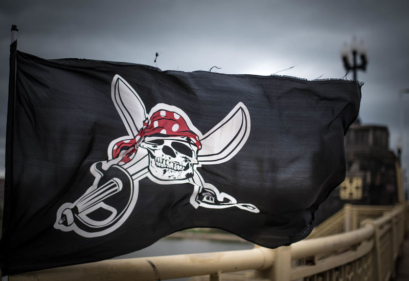 Pirates Pittsburgh Pittsburgh Pennsylvania Travel Photography Waving Flag Flag Focus On Foreground Jolly Roger Street Photography Travel Destinations