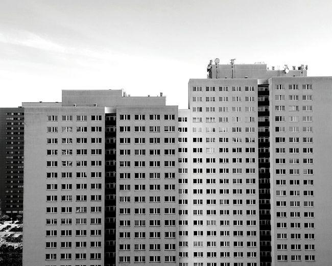 Day 278 - Gebäude Berlin Blackandwhite Architecture Minimalism 365project 365florianmski Day278
