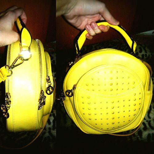 Handbag 😍 Yellow Bag Yellow My Handbag 😍