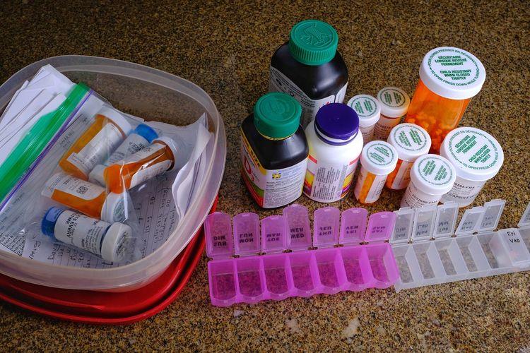 Pills on