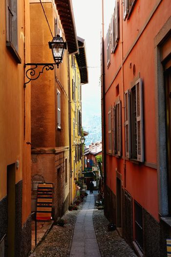 Built Structure Architecture Building Exterior City Residential Building No People Sky Outdoors Day Italy Lakecomo Finding New Frontiers