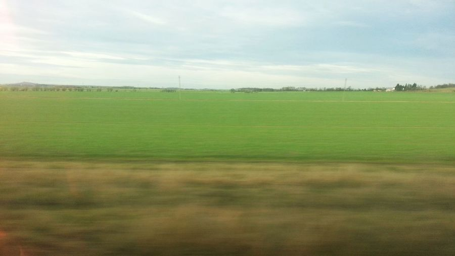 Photographing like A. Gursky! Mitteldeutschland