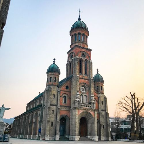 Jeondong Catholic Church JeonJu,Korea IPhone7Plus Architecture Old Buildings