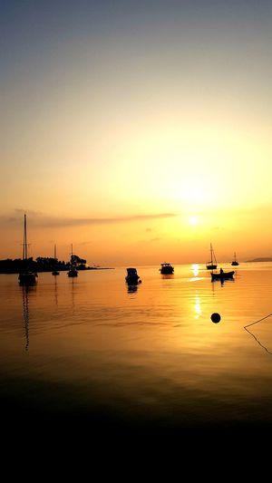 Gundogumu Goodmorning Sunshine Sea Sky Beauty In Nature Outdoors