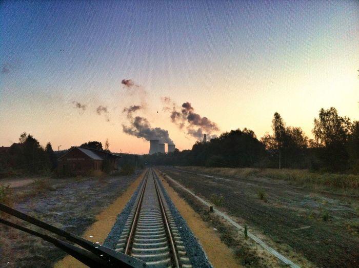 Wolkenfabrik Trainspotting Good_morning Taking Photos