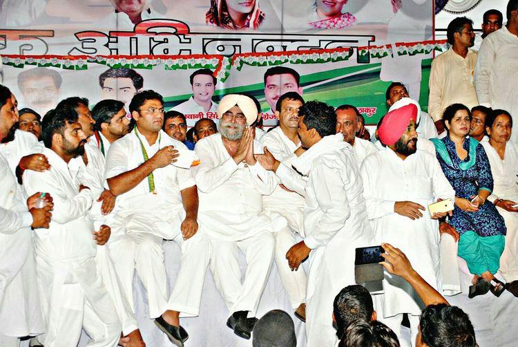 Congress Rally!!! Rally Day LALI RATIA Thanks Rally