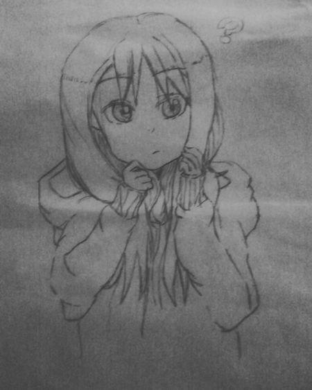 Anime Drawing Anime Sketch Human Body Part Pencil Drawing Paper Ink One Person EyeEm Best Shots Followoninstagram EyeEm Gallery Art Is Everywhere FollowMeOnInstagram Artistoninstagram Pattern Drawing - Activity NewToEyeEm Handmade Close-up Creativity Artistic Selfie
