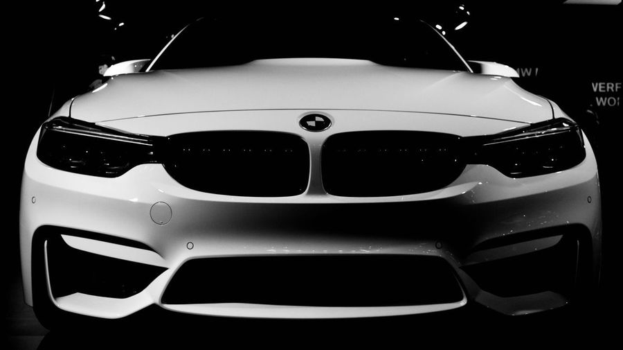 -M3- Simplicity Clean Lines Minimalism Black And White Bavarian Motor Works New York International Auto Show Auto Show NYIAS M3 Bmw Close-up No People Indoors  Motor Vehicle Land Vehicle