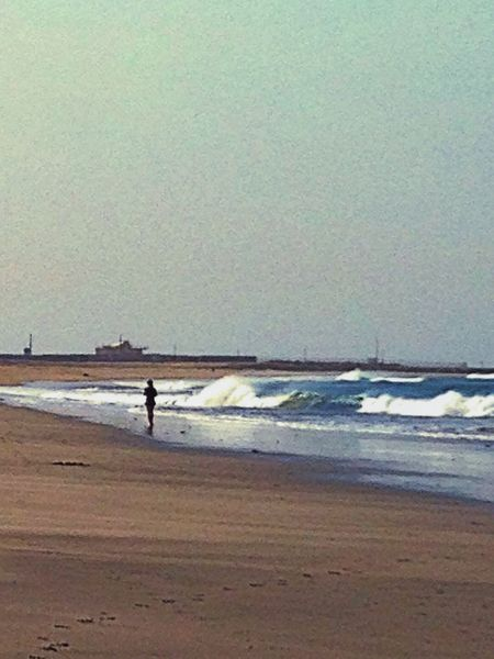 The Beach Life Taking Photos The Outdoors ☀ Iphonephotography Silverstrand Beach , Oxnard Ca Landscapes With WhiteWall