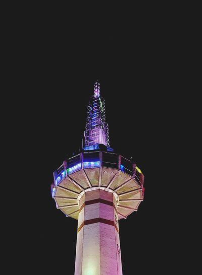 Tower Dark City