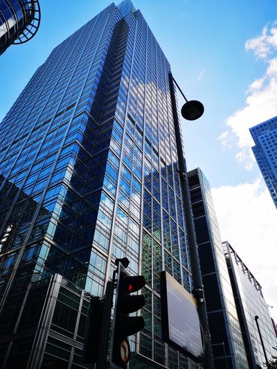 City Modern Skyscraper Business Business Finance And Industry Sky Architecture Building Exterior Built Structure