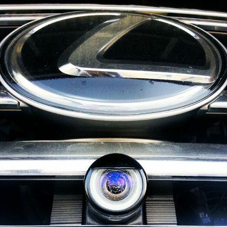 Lexus Front Camera Lx570