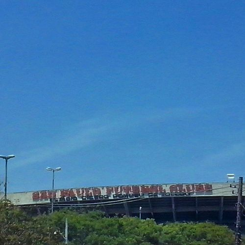 Morumbi stadium SPFC SP Brazil Brasil Day Saopaulo Fifa Stadium