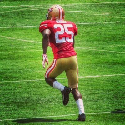 NFL Niners Ninerfan Ninerempire 49ers 49ersfan 49erempire 49erfaithful 49erfans goldblooded goniners 9ers 9ersfan the_niner_empire nfltrainingcamp 49erstrainingcamp sf49ers sanfrancisco49ers jimmyward 25