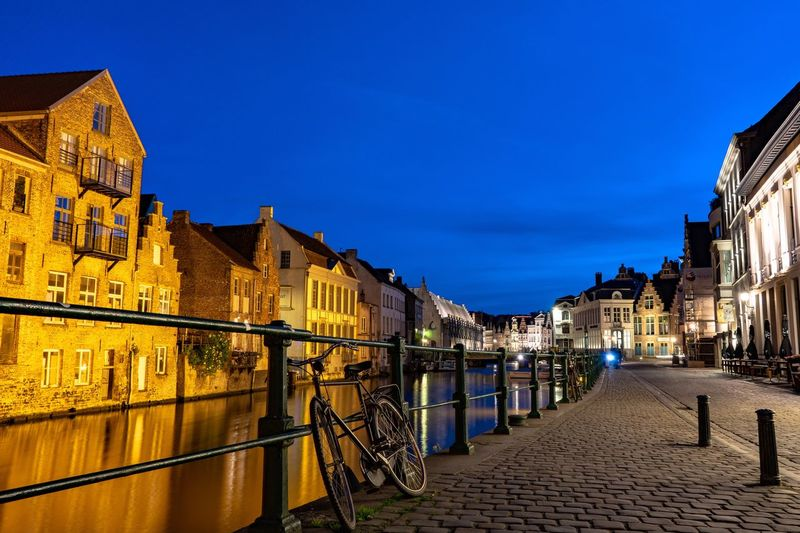 Gent, the town