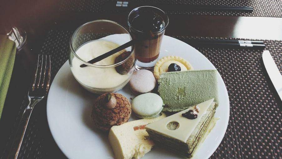 Yummy Food Breakfast Dessert Mócalor