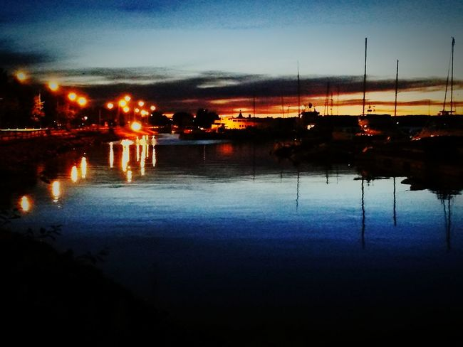 Mariehamn Sunset