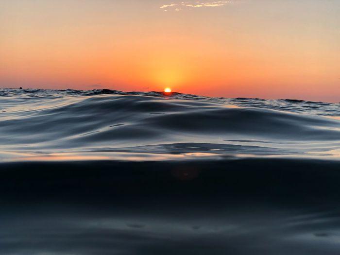 Primordial sun
