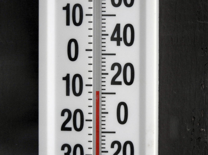 Freezing Accuracy Close-up Day Gauge Heat - Temperature Instrument Of Measurement Measuring No People Number Thermometer Thermostat Weather Zero Degrees