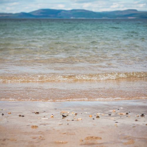 Water Beach Sea Land Beauty In Nature Tranquility Scenics - Nature