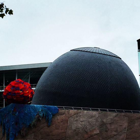 Architecture Sensual 💕 Boobie Rennes Planetarium
