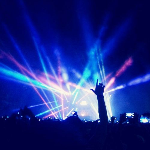 Life's getting complicated ? When in doubt... Party . Dreamfields INDONESIA Enjoying Life