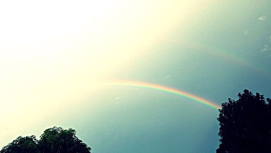 Nature Rainbow Photography Taking Photos Landscapes With WhiteWall Eye Em Best Shots -Black +White EyeEm Gallery EyeEm Nature Lover Photography In Motion First Eyeem Photo Artistic 🌞☀️☁️☁️