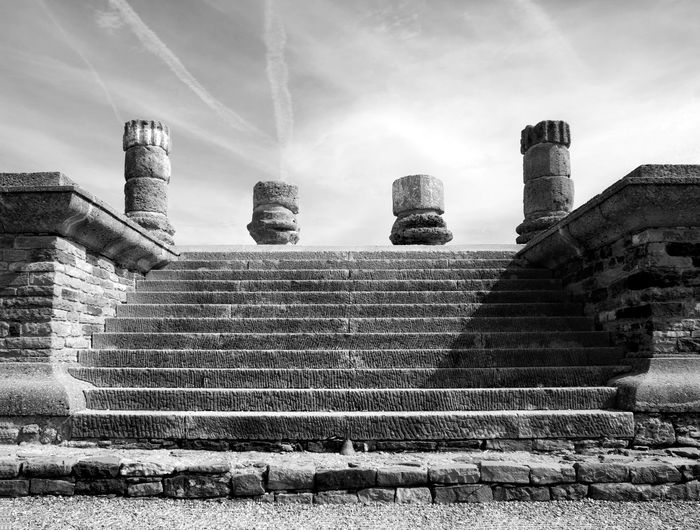 The empire Abandoned Ancient Ancient Civilization Architecture History Old Ruin Pillars Roman Ruins Steps And Staircases Stone Material