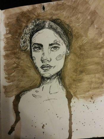 Drawing Art, Drawing, Creativity Sketch Sketchbook ArtWork Illustration Artphoto Today Black Ink