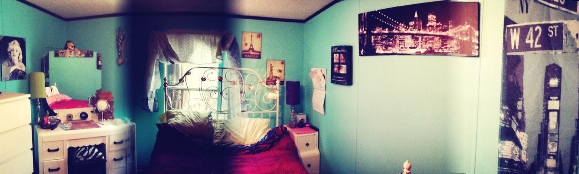 Creating My New Room