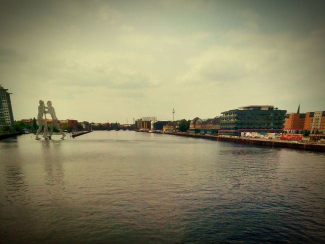 Berlin skyline Berlin Hanging Out Taking Photos Enjoying Life Relaxing Check This Out Vignette Art Hello World