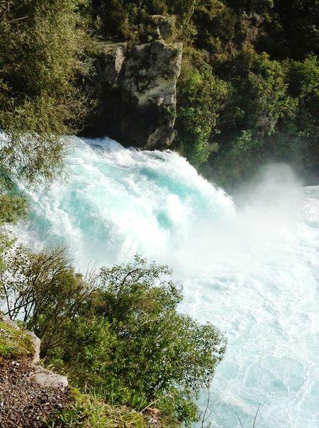 Huka Falls Nature