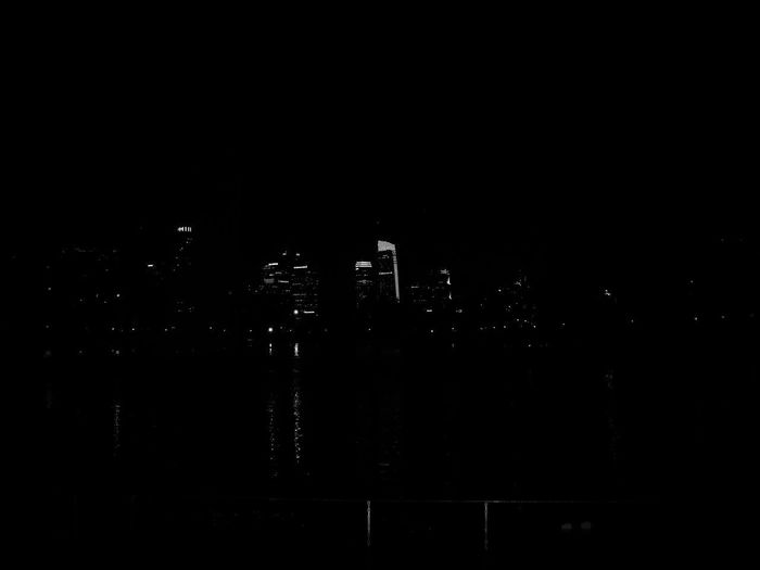 Cityscape Night Copy Space No People Illuminated Outdoors Architecture California Dreamin Black Background