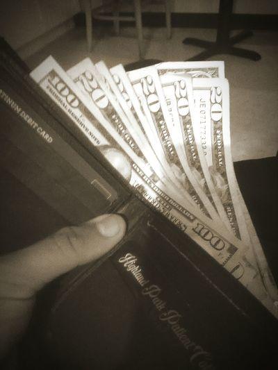 Money Wallet Cash First Eyeem Photo