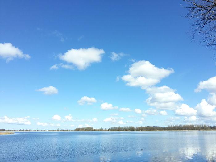 Water Blue Lake