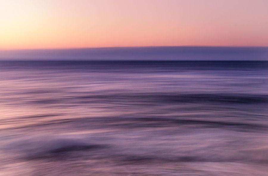 ocean breeze Panning Time Headland View Into Land Coastal Feature Romantic Sky Seascape Atmospheric Mood Coastline