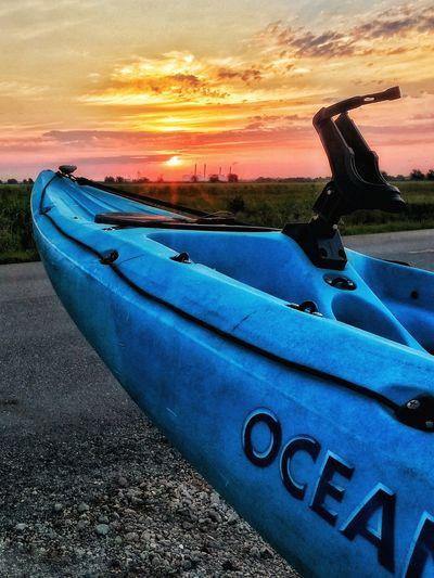 Blue kayak Blue Wave Kayak Kayak Fishing Kayaking The Great Outdoors With Adobe