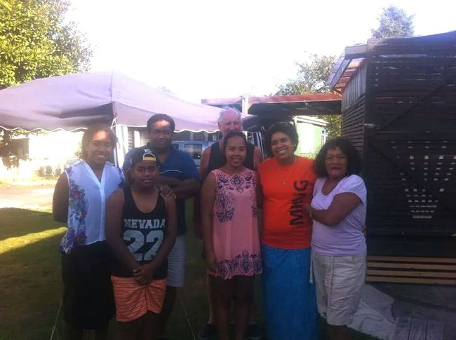 Meeting the inlaws for the first time :) Secondfamilysunday Blessedsunday GREATFUL #TrueBlessings Lovethem♥