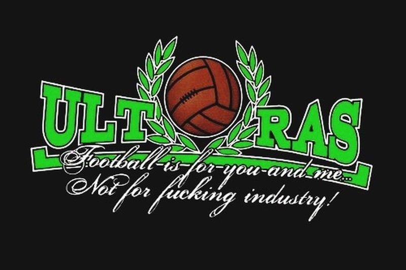Against Modern Football Fotball Old School Ultras Hooligans UEFA Maffia
