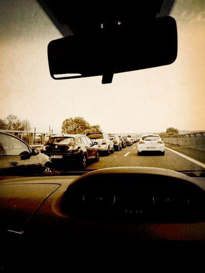 un Po di traffico.....