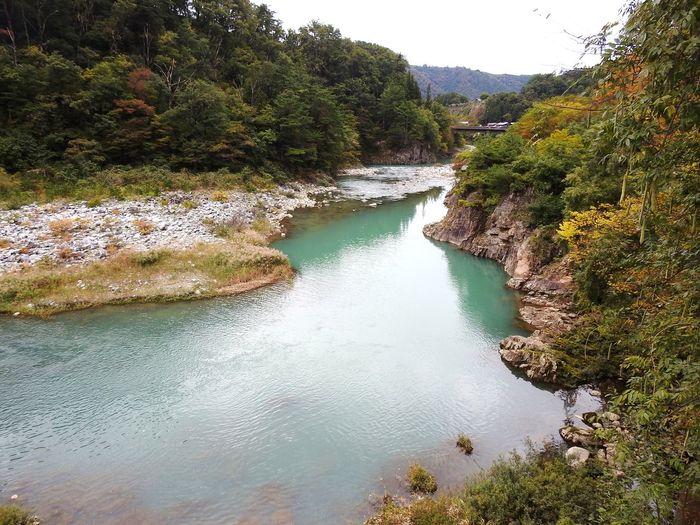 Shokawa River,