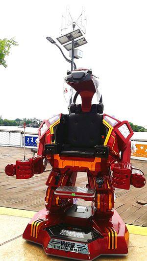 I - Robot. Robot Robotic Robotlove No People City Light Up Your Life Recreational Creativity Recreational Outdoor Recreational Park Recreational Vehicle Recreational  Recreational Pursuit Love❤ Eyeemphoto EyeEm Selects Eyem Collection EyeEm Gallery WeekOnEyeEm