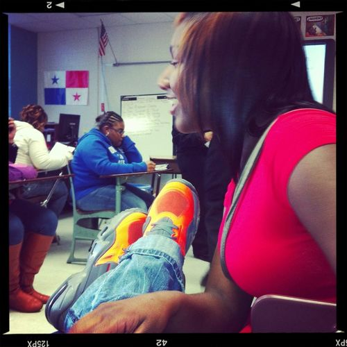 I Was Gettin Dat Special Treatment In Class