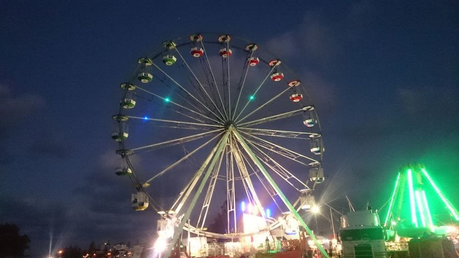 Colors Of Carnival Port Macquarie Carnival Ferris Wheel