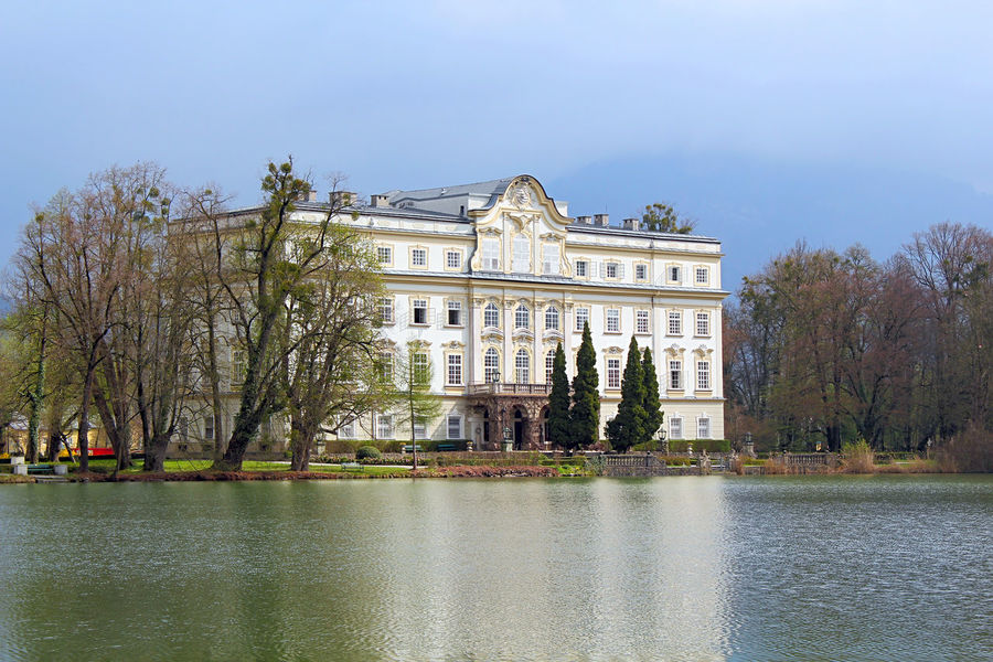 April 5th' 2011 Architecture Building Exterior Day EyeEm Best Shots Film Location Lake Lake View Leopoldskron Palace Nature Outdoors Reflection Schloss Leopoldskron Sound Of Music Spring The Sound Of Music Tourist Attraction  Travel Destinations Water Waterfront Travel
